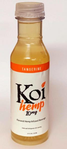 Koi Hemp (10mg) Tangerine