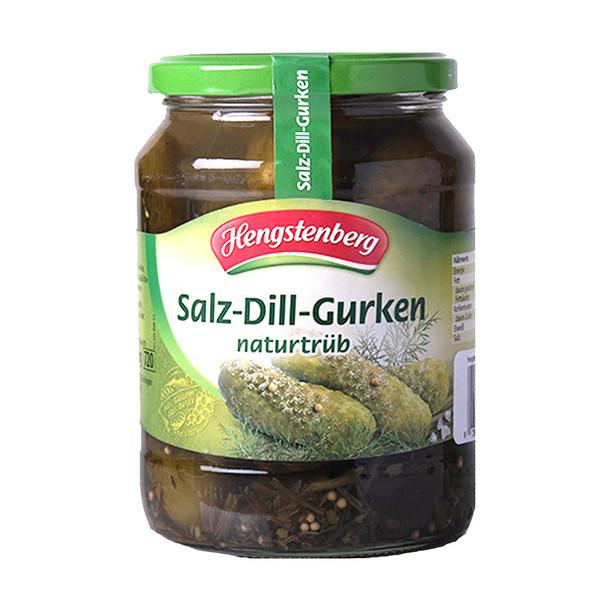 Hengstenberg Salz Dill Gurken