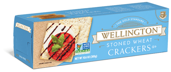Wellington Stoned Wheat Crackers 300g