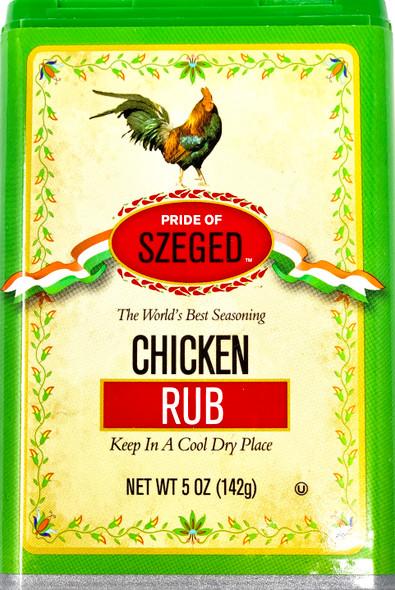 Pride Of Szeged  Chicken RUB 142g