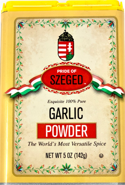 Pride Of Szeged Pure Garlic Powder 142g