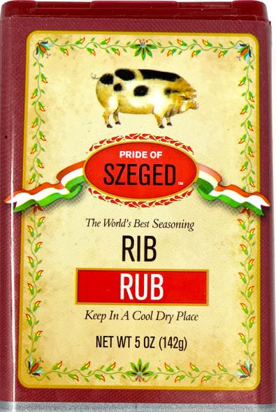 Pride Of Szeged Rib Rub (142g)