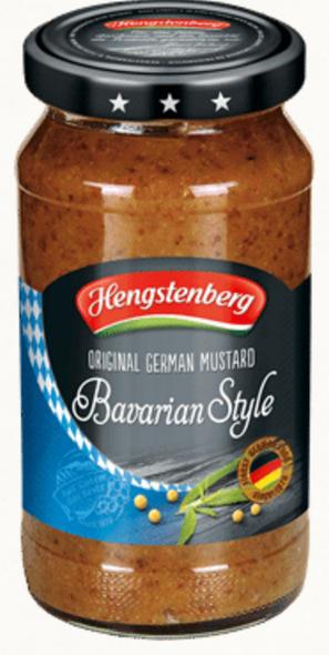 Hengstenberg Bavarian Style Sweet Mustard 8.3oz
