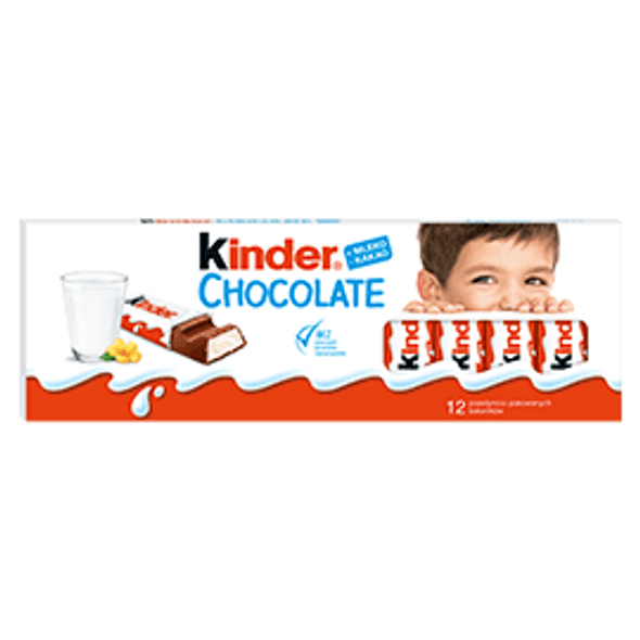Kinder Schokolade 10 Pack 125g