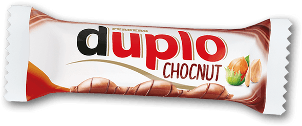 Ferrero Duplo Chocnut 1 bar 26g