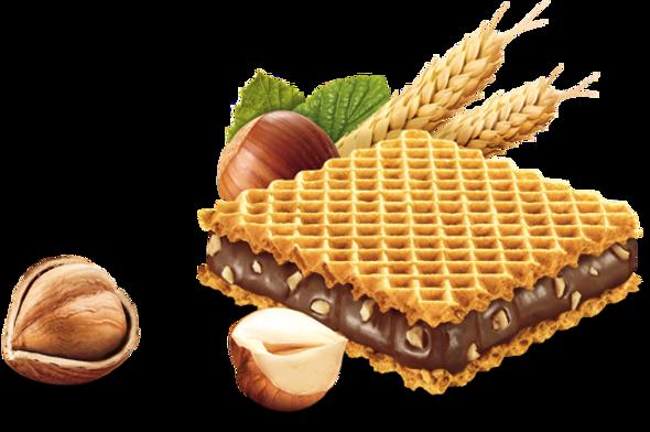 Hanuta Waffle 10 Pack 7.8oz