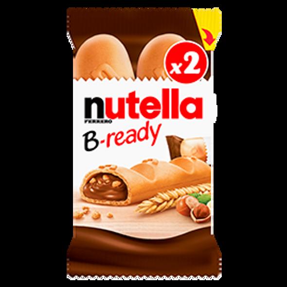 nutella B-ready 2 pack 44g