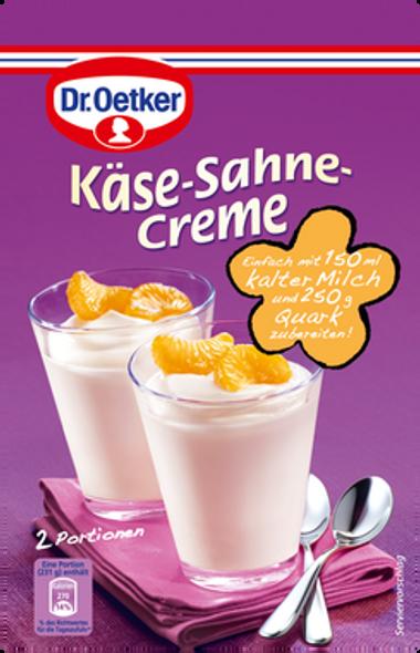 Dr. Oetker Kase-Sahne Creme 63g