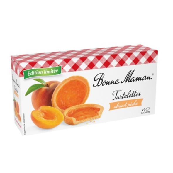 Bonne Maman Tartlettes  Citron (9 x sachets) 125g