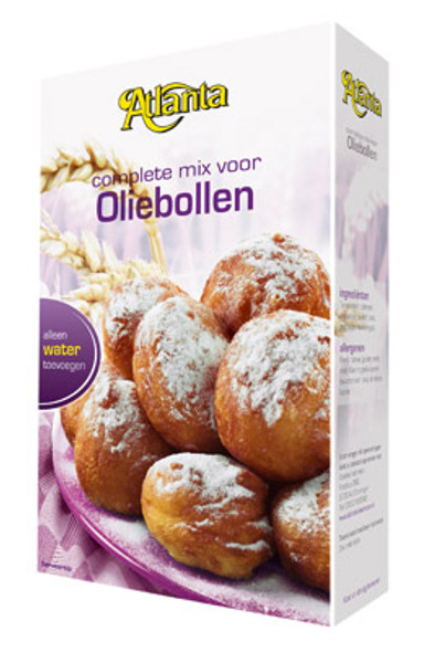 Atlanta Oliebollen Mix 500g