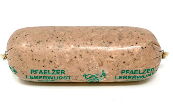 Leberwurst Pfaelzer 7oz