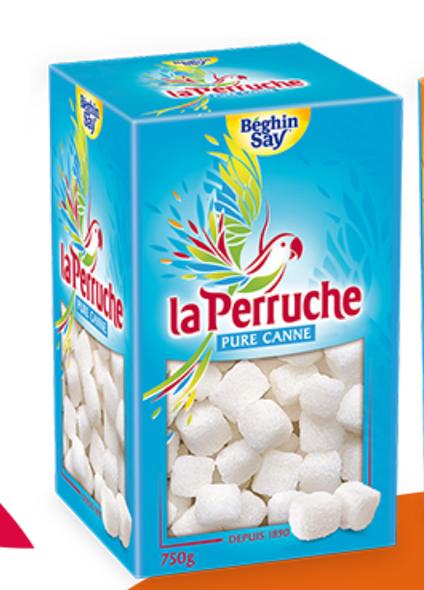 Beghin Say La Perruche Pure White Cane 8.8oz (250g)