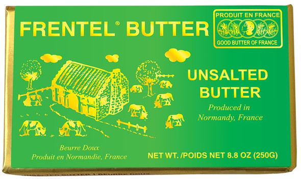 Frentel Unsalted Butter 8.8oz (250g)