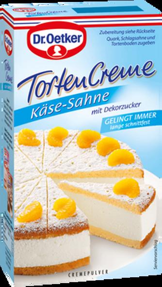 Dr. Oetker Käse-Sahne Tortencreme 150g