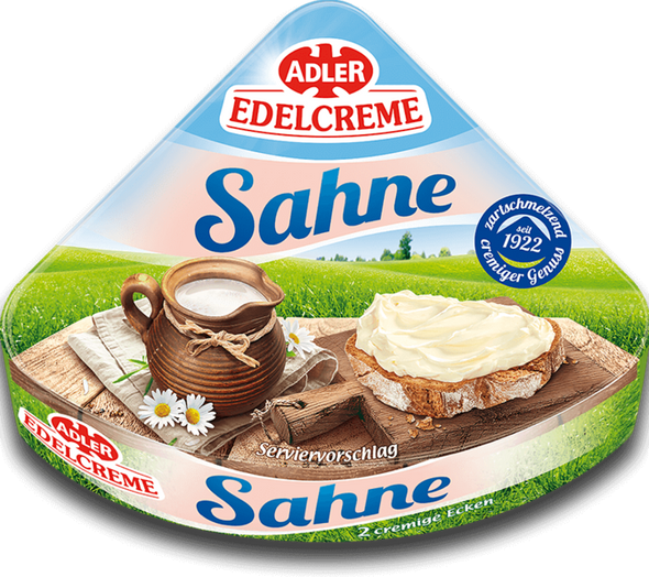 Adler Edelcreme Sahne 3.5 oz (refrigerated)