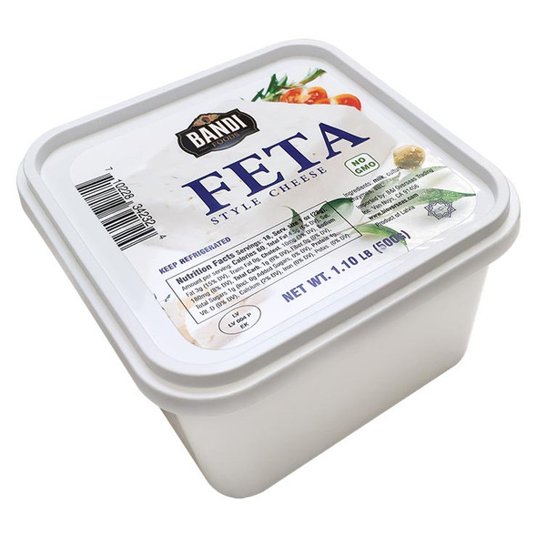 Bandi Feta Cheese 1.1lbs (500g) (refrigerated)
