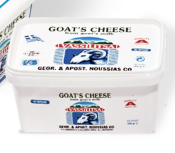 Vassilitsa Goat's Cheese 400gr (refrigerated)