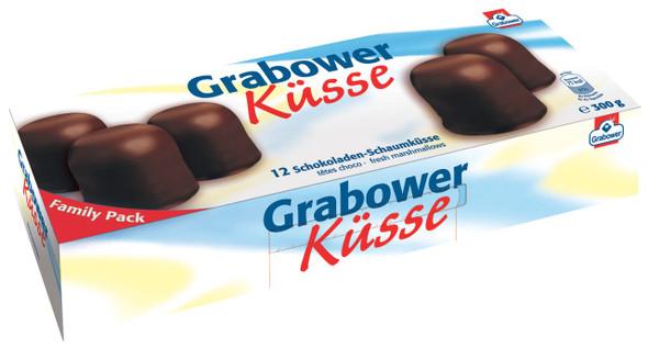 Grabower Kubchen Schokolade 12pcs. 300g