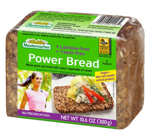Mestemacher Power Bread 10.6 oz (300g)