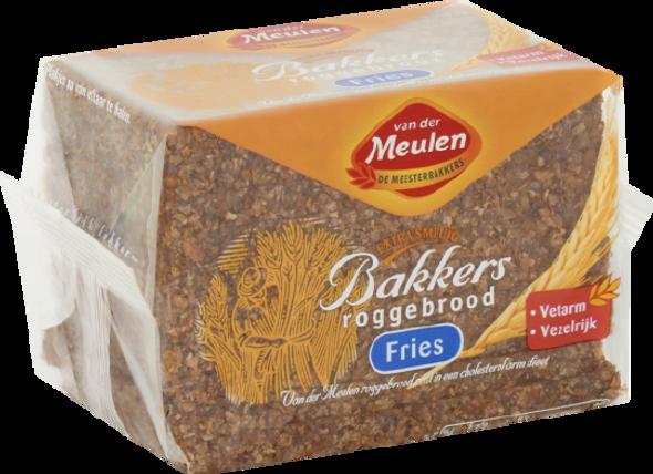 Van der Meulen Ryebread 17.64 oz (500g)