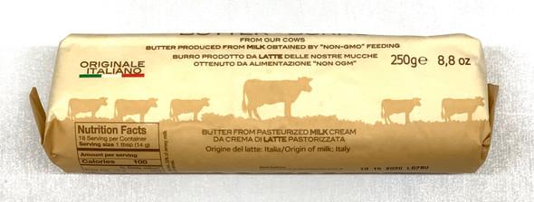 Ferrarini Italian Butter non-GMO 250g (refrigerated)