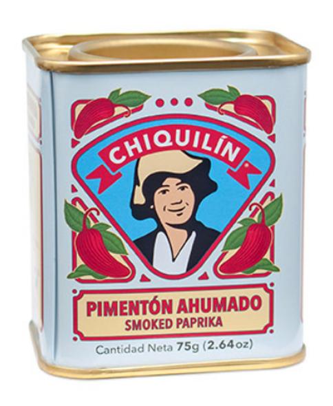 Chiquilin Smoked Paprika 75g