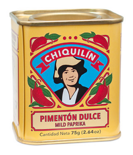 Chiquilin Mild Paprika 75g