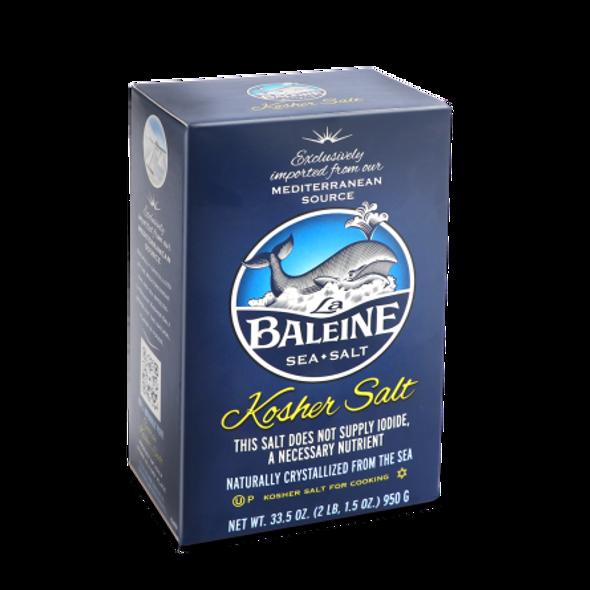 Baleine Kosher Cooking Sea Salt 950g (33.5oz)