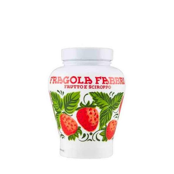 Fragola Fabbri Strawberries In Heavy Syrup 230g