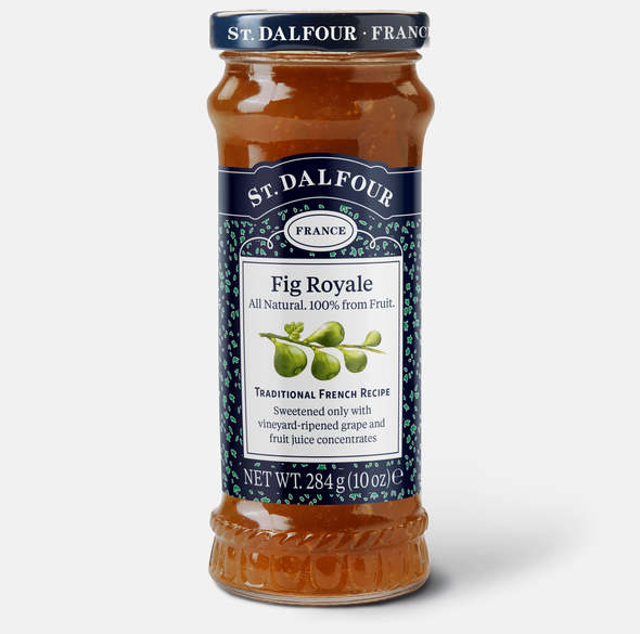 St. Dalfour Royal Fig Jam 10oz (284g