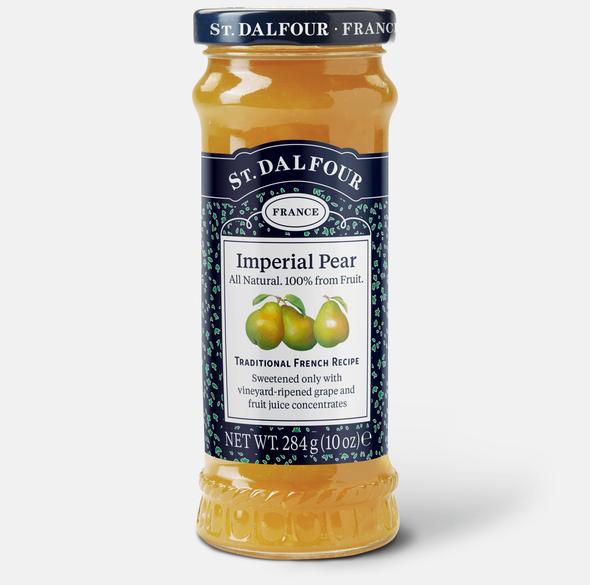 St. Dalfour Gourmet Pear 10oz (284g)