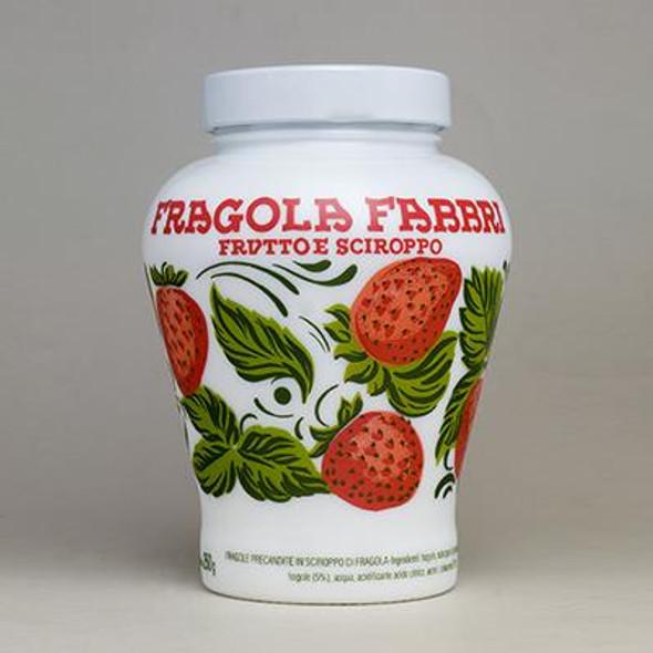 Fabbri Fragola Frutto Lattina 21oz (600g)
