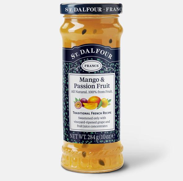 St. Dalfour Mango & Passion fruit Jam 10oz (284oz)
