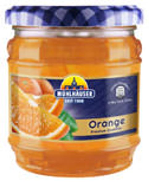 Muhlhauser Orange Premium Qualität Jam 450g