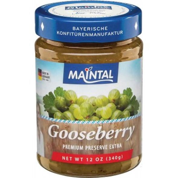 Maintal Gooseberry Fruits Spread 11.6oz (330g)
