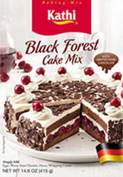 Kathi Black Forest Cake Mix 14.6oz (415g)