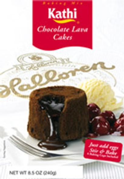 Kathi Chocolate Lave Cakes 8.5oz (240g)