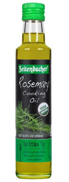 Seitenbacher Rosemary Cooking Oil 8.4 oz