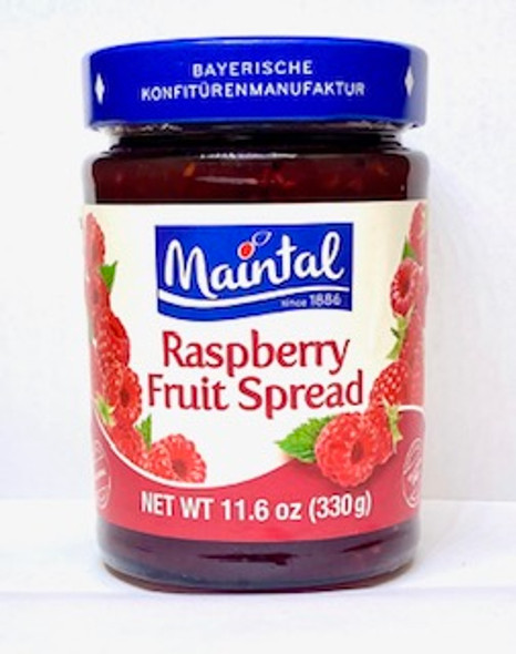 Maintal Rasperry Fruit Spread 11.6oz (330g)