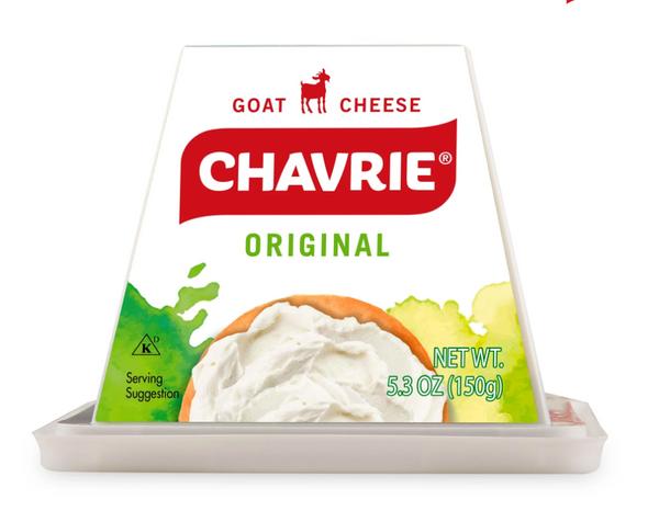 Chavrie Original Goat Cheese 5.3oz (150g)