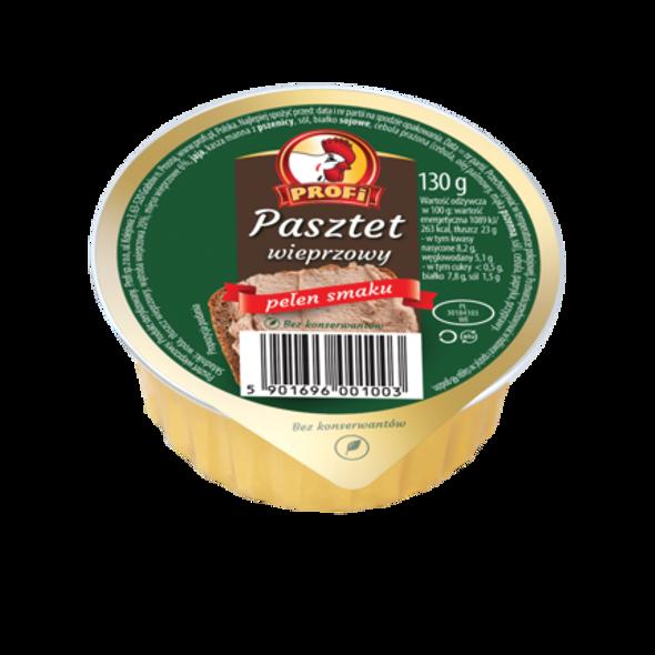 Profi Pork Pate with Paprika 4.6oz (130g)