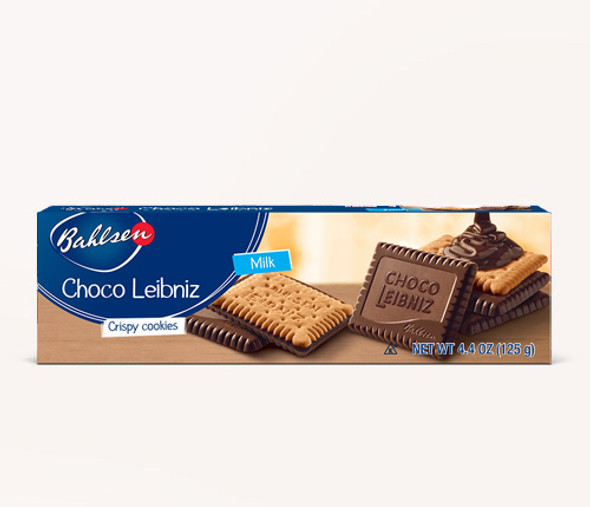 Bahlsen Choco Leibniz  - Milk Chocolate 4.4oz