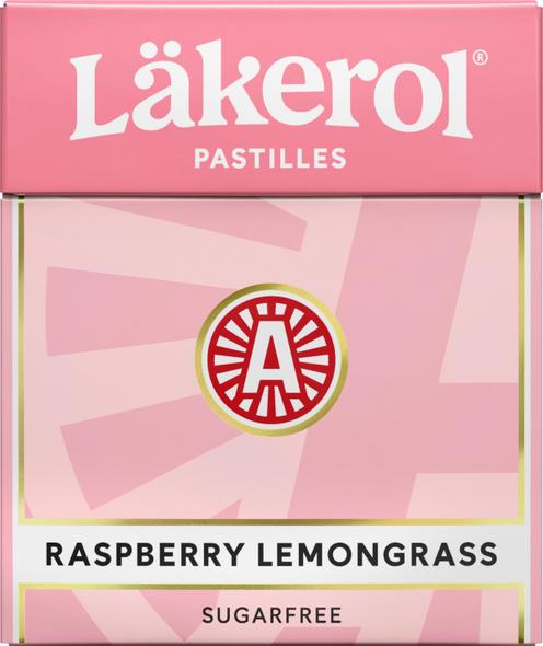 Lakerol Raspberry Lemongrass sugar free 25g