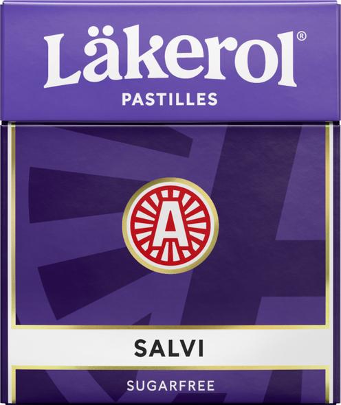 Lakerol Salvi Licorice sugar free 25g