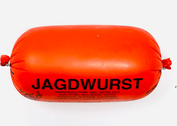 Jagdwurst Specialty with spices 12oz each