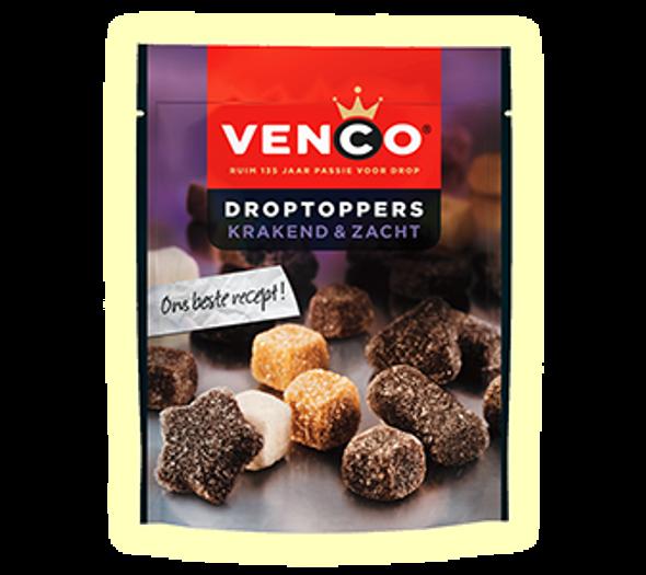 Venco Droptoppers Krakend & Zacht 190g