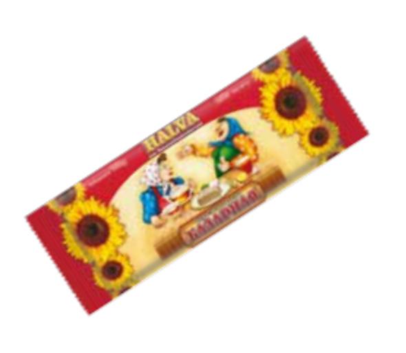 """GrandMa's Sunflower Halva """"Bazarnaja""""  5.29oz (150g)"""