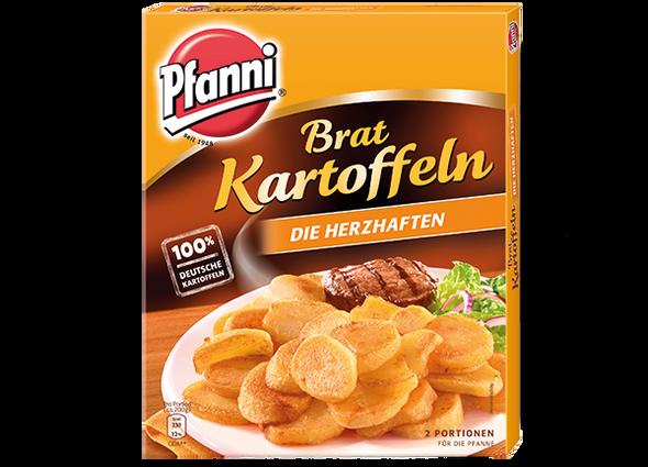 Pfanni Brat Kartoffeln die herzhaften 2 Pcs. 14oz (400g)