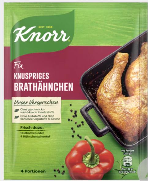 KNORR Fix Knuspriges Brathahnchen 29g