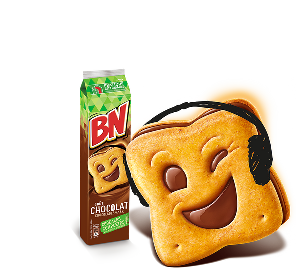 BN French Chocolate Sandwich Cookies 295g